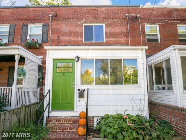 5 Clifford Avenue, Alexandria, VA 22305 (#AX10085250) :: MidAtlantic Real Estate