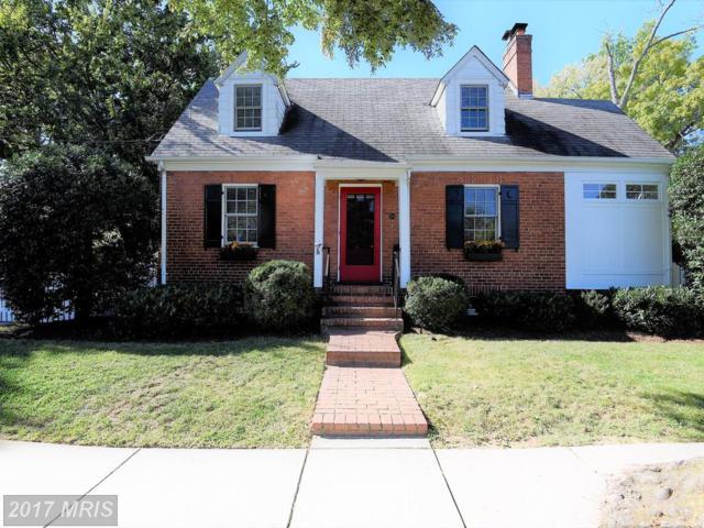 506 Little Street, Alexandria, VA 22301 (#AX10086858) :: The Cruz Group