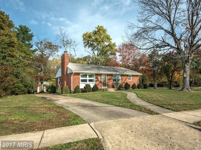 1034 N Chambliss Street, Alexandria, VA 22312 (#AX10098074) :: Pearson Smith Realty