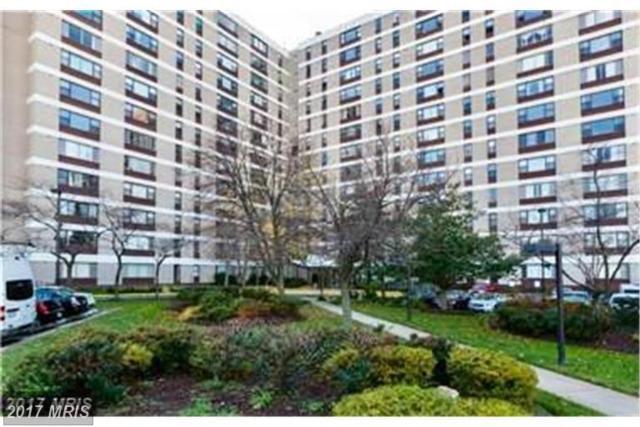 4600 Duke Street #807, Alexandria, VA 22304 (#AX10104389) :: Pearson Smith Realty