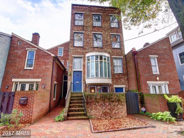 630 Pitt Street S, Alexandria, VA 22314 (#AX10106210) :: Pearson Smith Realty