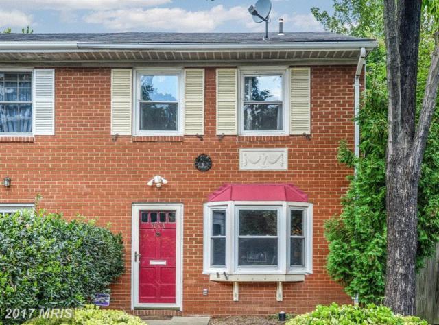 508 Windsor Avenue E A, Alexandria, VA 22301 (#AX10106585) :: Pearson Smith Realty