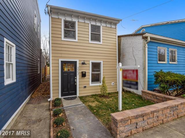 323 Henry Street N, Alexandria, VA 22314 (#AX10116506) :: Tom & Cindy and Associates