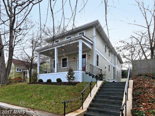103 Linden Street, Alexandria, VA 22301 (#AX10116608) :: The Gus Anthony Team
