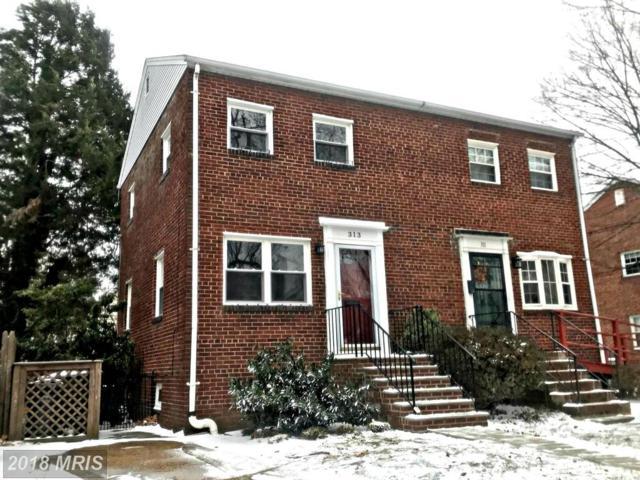 313 Oak Street E, Alexandria, VA 22301 (#AX10129466) :: Pearson Smith Realty