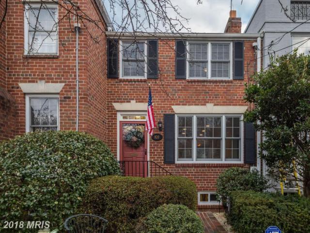 820 Royal Street S, Alexandria, VA 22314 (#AX10133823) :: Pearson Smith Realty