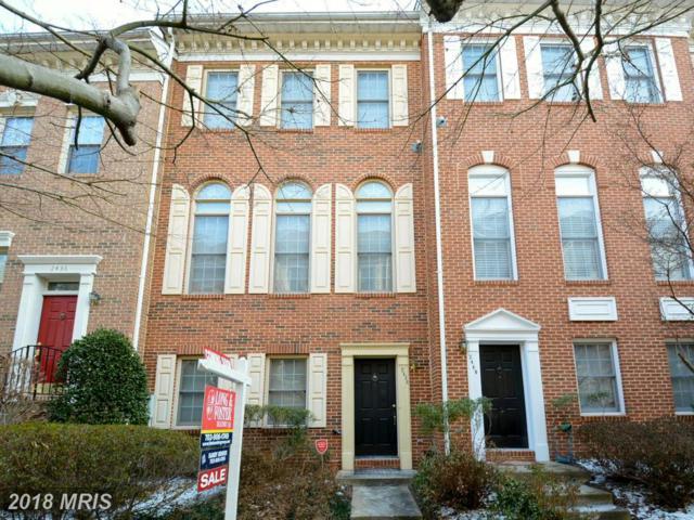 2438 Garnett Drive, Alexandria, VA 22311 (#AX10138418) :: Browning Homes Group