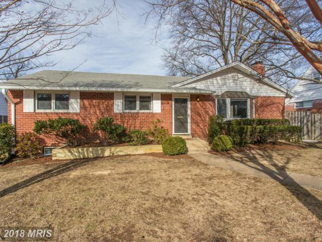 316 Langley Street N, Alexandria, VA 22304 (#AX10138428) :: Pearson Smith Realty