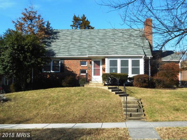 602 Owen Street N, Alexandria, VA 22304 (#AX10138450) :: Browning Homes Group