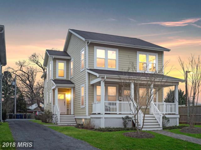 311 Monroe Avenue #1, Alexandria, VA 22301 (#AX10139150) :: Green Tree Realty