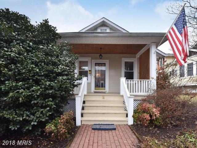14 Uhler Avenue W, Alexandria, VA 22301 (#AX10152057) :: Tom & Cindy and Associates