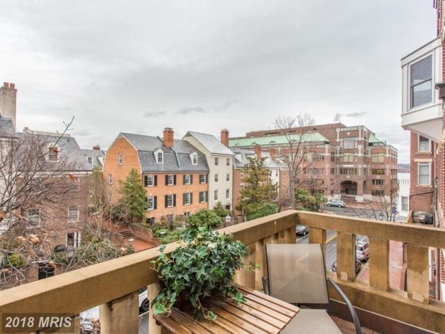 125 Lee Street N #206, Alexandria, VA 22314 (#AX10158939) :: Tom & Cindy and Associates