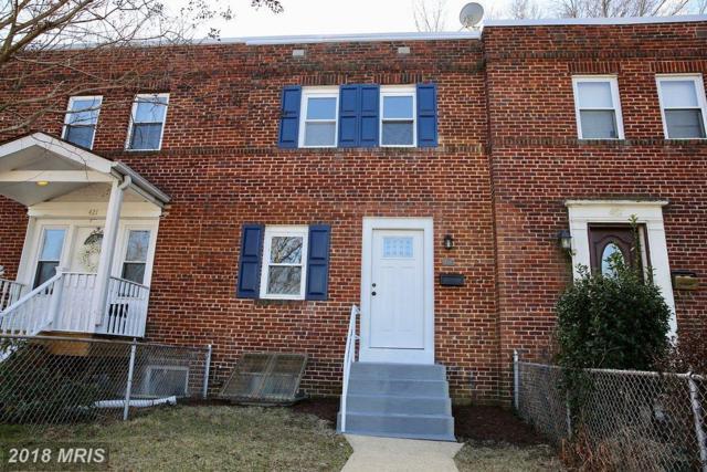 419 Laverne Avenue, Alexandria, VA 22305 (#AX10159581) :: The Gus Anthony Team