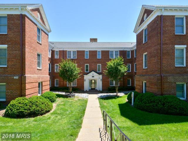 922 Washington Street #211, Alexandria, VA 22314 (#AX10160539) :: Long & Foster