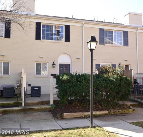 1403 Van Dorn Street N B, Alexandria, VA 22304 (#AX10163166) :: The Sky Group