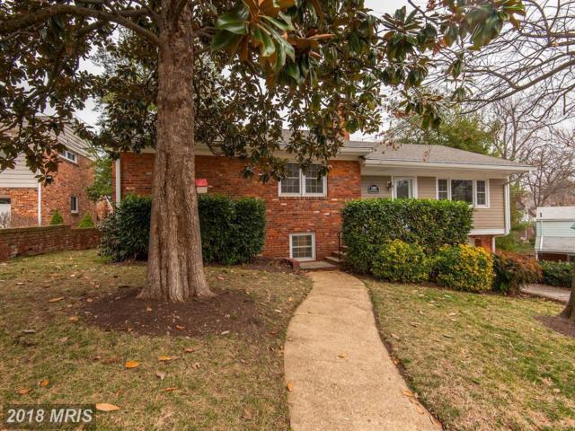 1207 Hillside Terrace, Alexandria, VA 22302 (#AX10163801) :: Pearson Smith Realty