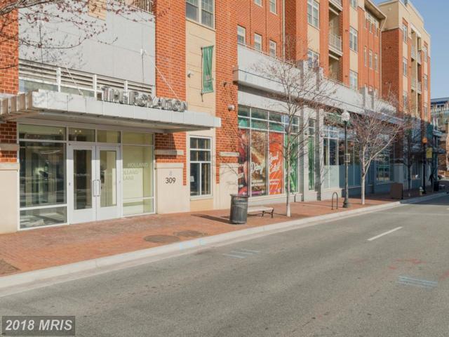 309 Holland Lane #104, Alexandria, VA 22314 (#AX10192642) :: Dart Homes