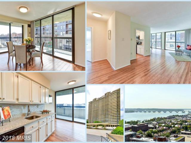 400 Madison Street #303, Alexandria, VA 22314 (#AX10207639) :: Provident Real Estate