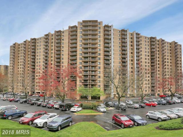 205 Yoakum Parkway #918, Alexandria, VA 22304 (#AX10217847) :: Dart Homes