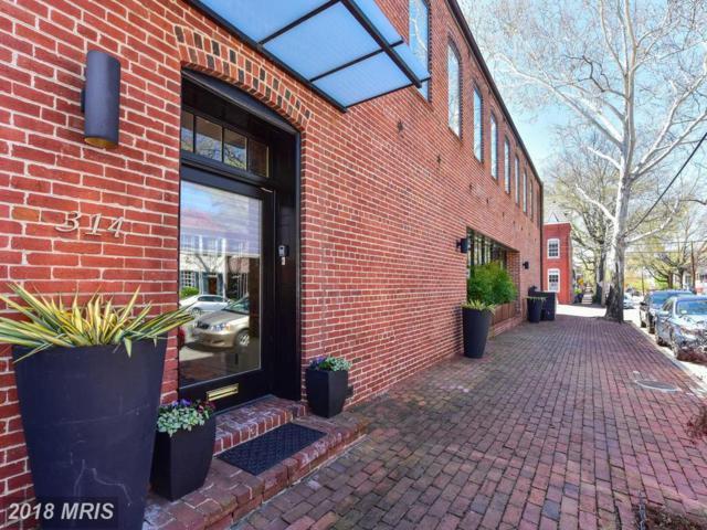 314 Queen Street, Alexandria, VA 22314 (#AX10218837) :: Pearson Smith Realty
