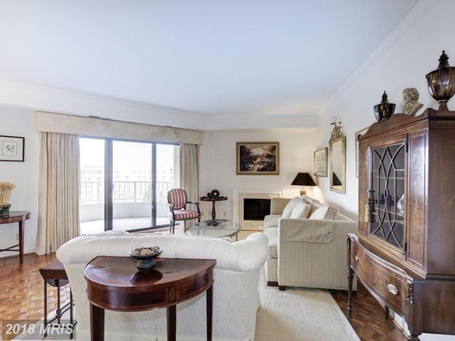 1250 Washington Street S #616, Alexandria, VA 22314 (#AX10220982) :: Dart Homes
