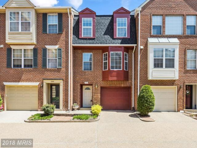 1243 Madison Street, Alexandria, VA 22314 (#AX10230381) :: The Withrow Group at Long & Foster