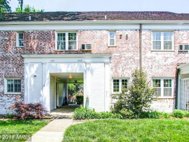 1429 Martha Custis Drive, Alexandria, VA 22302 (#AX10244204) :: Dart Homes