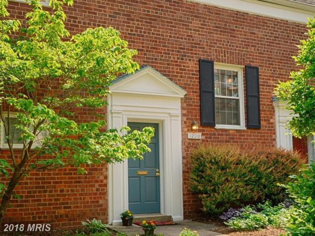 1220 Martha Custis Drive #0, Alexandria, VA 22302 (#AX10247927) :: Dart Homes
