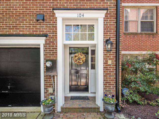 104 Waterford Place, Alexandria, VA 22314 (#AX10250072) :: RE/MAX Cornerstone Realty