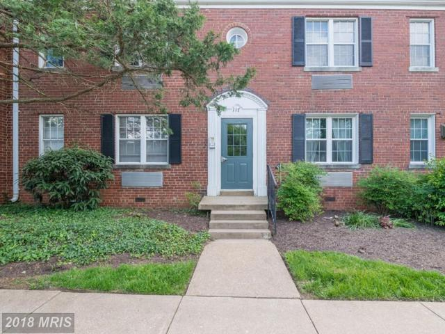 117 Glebe Road C, Alexandria, VA 22305 (#AX10250453) :: Colgan Real Estate