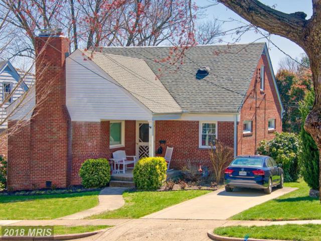 114-W Mason Avenue W, Alexandria, VA 22301 (#AX10250638) :: Circadian Realty Group