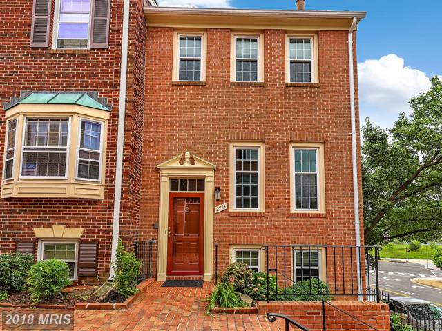 2713 Franklin Court, Alexandria, VA 22302 (#AX10256818) :: Circadian Realty Group