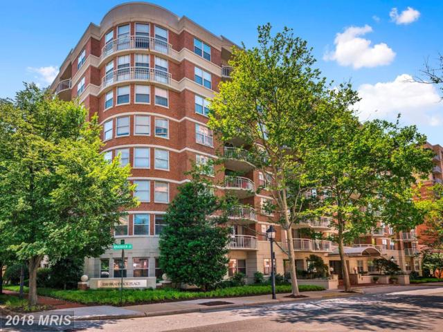1200 Braddock Place #209, Alexandria, VA 22314 (#AX10259144) :: The Withrow Group at Long & Foster