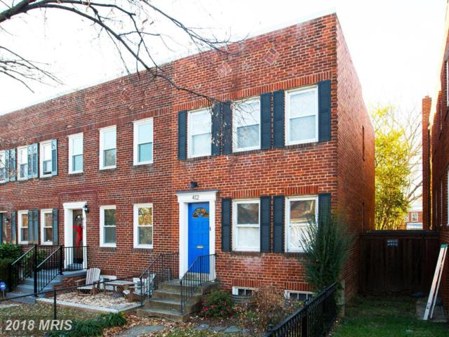 412 Fayette Street N, Alexandria, VA 22314 (#AX10260051) :: The Withrow Group at Long & Foster