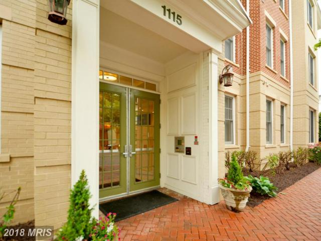 1115 Cameron Street #204, Alexandria, VA 22314 (#AX10261694) :: Keller Williams Pat Hiban Real Estate Group