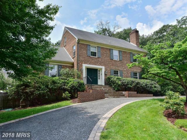 802 Hall Place, Alexandria, VA 22302 (#AX10266093) :: The Withrow Group at Long & Foster