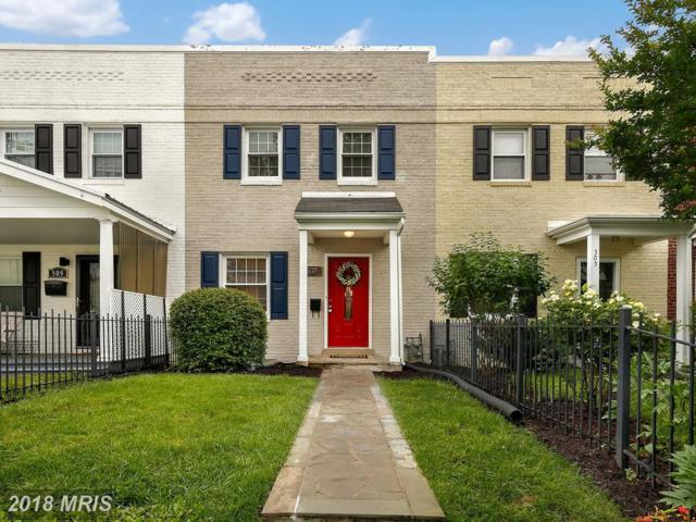 507 Payne Street, Alexandria, VA 22314 (#AX10269101) :: Circadian Realty Group