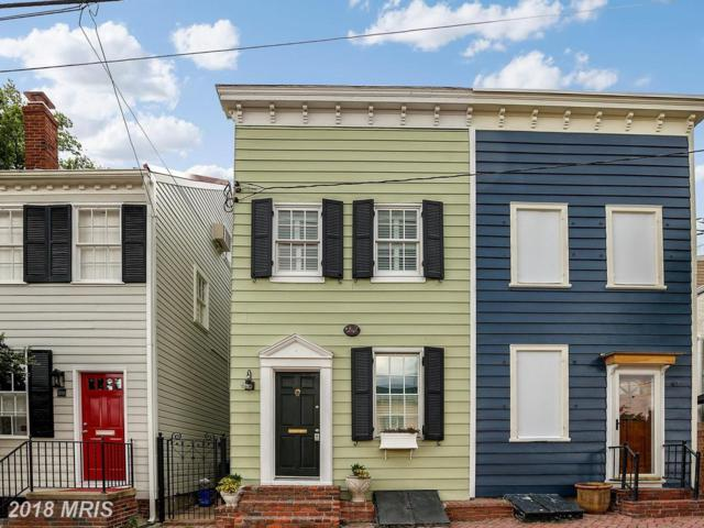 307 Wilkes Street, Alexandria, VA 22314 (#AX10269154) :: The Withrow Group at Long & Foster