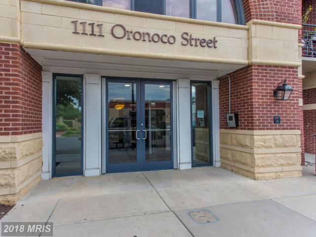 1111 Oronoco Street #429, Alexandria, VA 22314 (#AX10272157) :: Jim Bass Group of Real Estate Teams, LLC