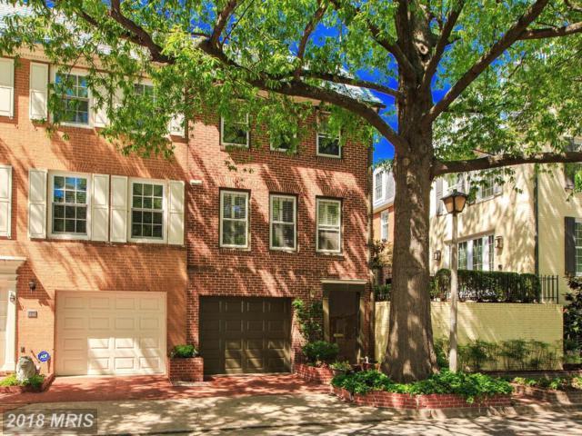 107 Princess Street, Alexandria, VA 22314 (#AX10272330) :: The Withrow Group at Long & Foster