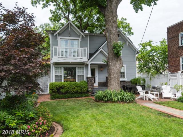1402 Mount Vernon Avenue, Alexandria, VA 22301 (#AX10274027) :: Circadian Realty Group