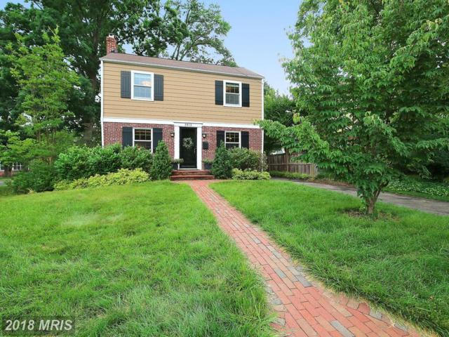 2813 Davis Avenue, Alexandria, VA 22302 (#AX10278244) :: The Gus Anthony Team
