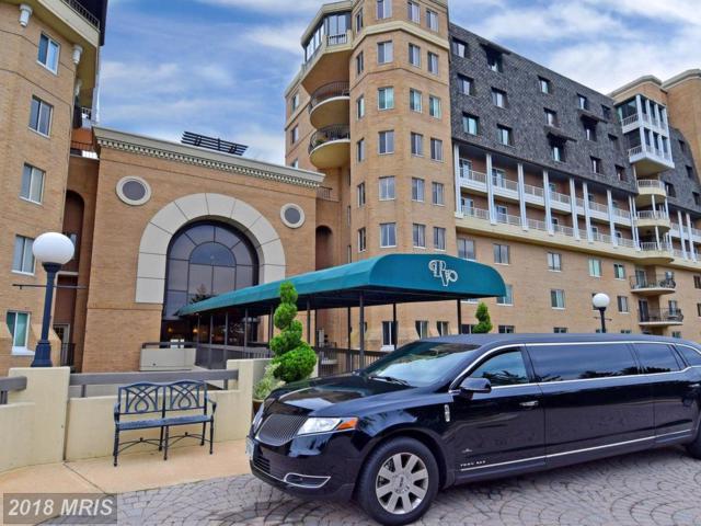 1250 Washington Street S #603, Alexandria, VA 22314 (#AX10293885) :: Blackwell Real Estate