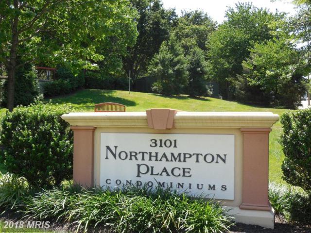 3101 Hampton Drive #1412, Alexandria, VA 22302 (#AX10298735) :: The Gus Anthony Team