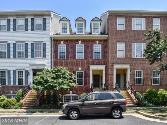 1619-B Hunting Creek Drive, Alexandria, VA 22314 (#AX10300833) :: Arlington Realty, Inc.