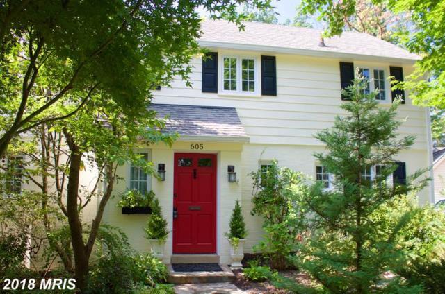 605 Beverly Drive, Alexandria, VA 22305 (#AX10301446) :: Arlington Realty, Inc.