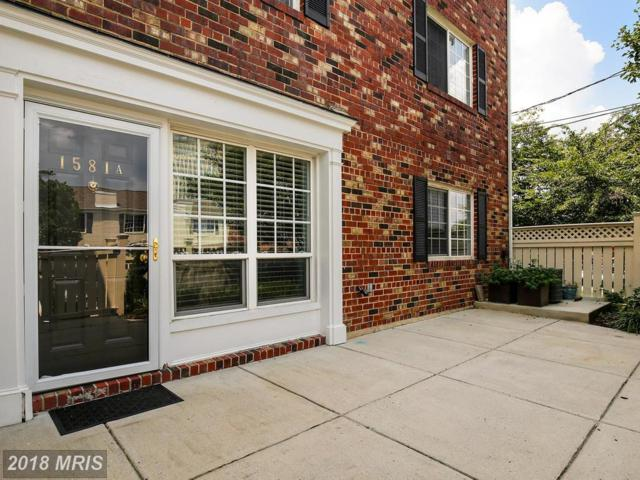 1581 Van Dorn Street N A, Alexandria, VA 22314 (#AX10316638) :: Bob Lucido Team of Keller Williams Integrity