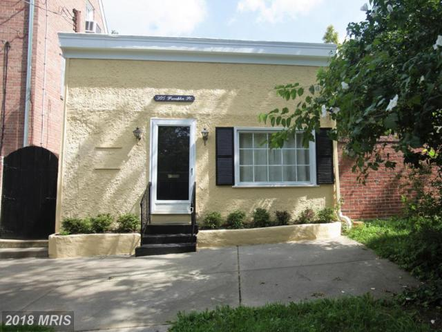 305 Franklin Street, Alexandria, VA 22314 (#AX10319019) :: Bob Lucido Team of Keller Williams Integrity