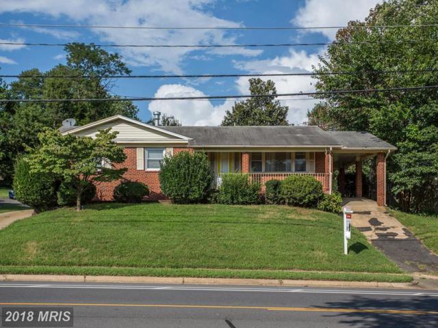 3207 King Street, Alexandria, VA 22302 (#AX10337043) :: Labrador Real Estate Team