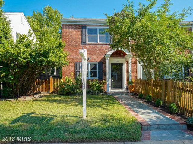 113 Mount Vernon Avenue, Alexandria, VA 22301 (#AX10342534) :: Keller Williams Pat Hiban Real Estate Group